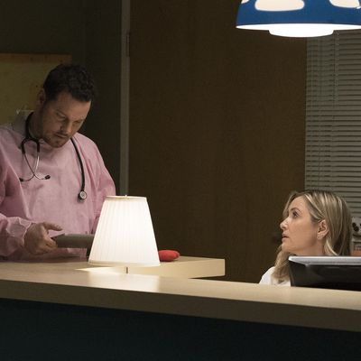 Critiques Séries : Grey's Anatomy. Saison 13. Episode 24.