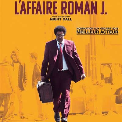 Critique Ciné : L'affaire Roman J. (2018)