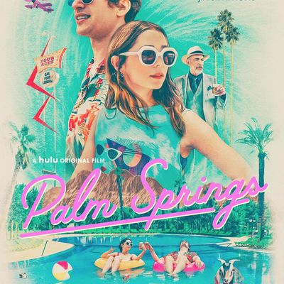 Critique Ciné : Palm Springs (2020, Hulu)