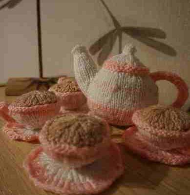 Le service à thé de Betty