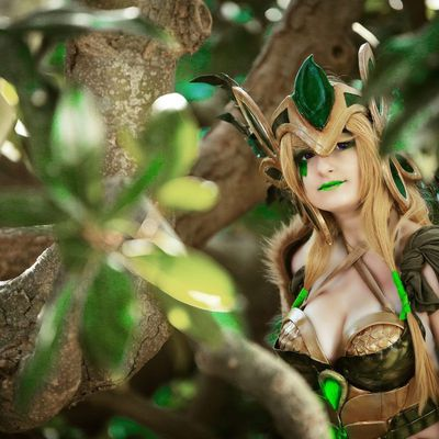 Interview d'Ackua Cosplay (France)