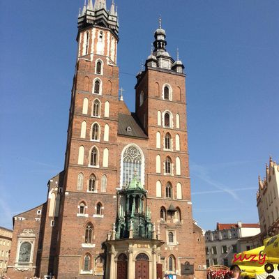 Pays Etranger....Cracovie