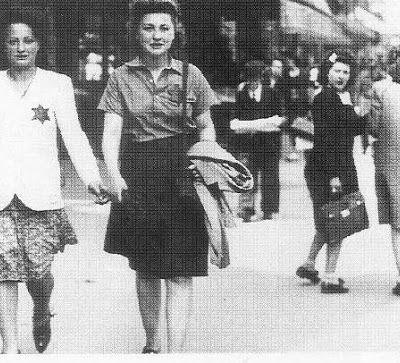 29 mai 1942. Obligation de l'étoile jaune pour tous les Juifs...