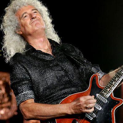 Brian May est le meilleur guitariste de rock de tous les temps