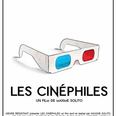 """INTERVIEW: MAXIME SOLITO POUR LE DOCUMENTAIRE """"LES CINÉPHILES"""""""