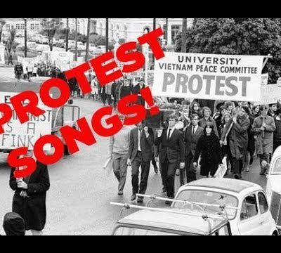 (TERM ES) PROJECT 2 : THE POWER OF OUR VOICES : PROTEST SONGS