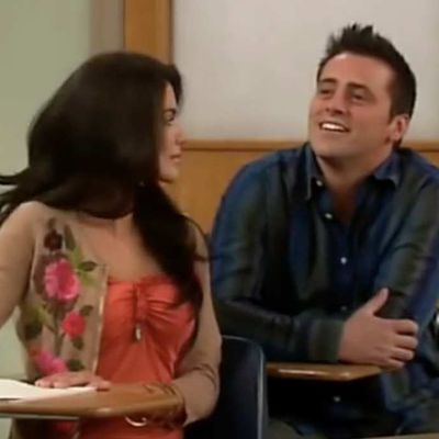 (1ERE S) ENGLISH AND ME ! JOEY LEARNING ENGLISH