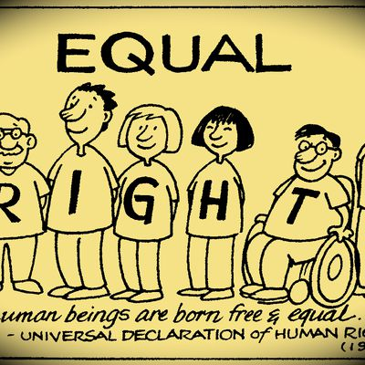 (2NDE) PROJECT 2 : HUMAN RIGHTS IN ACTION