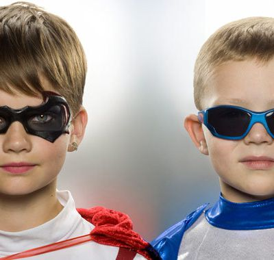 (2NDE UK) PROJECT 5 : SUPERHEROES FOR REAL