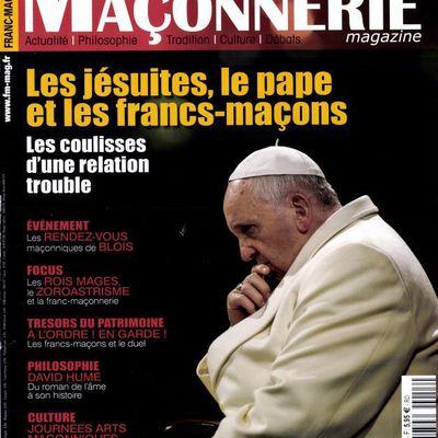 À propos de « Franc-maçonnerie magazine », n° 53