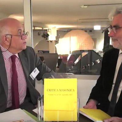 Jean-Pierre Bacot, rédacteur en chef, parle du projet de la revue « Critica Masonica »