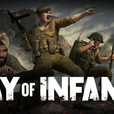 [TEST] Day Of Infamy.