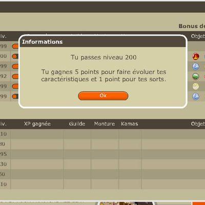 Up 200 Dofus Rétro | Fonctionnement De l'XP sur Dofus - Coef/Groupe/Split etc !
