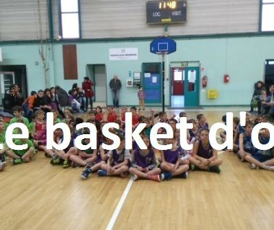 Le basket d'or