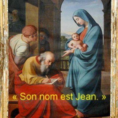 Évangile du dimanche 24 juin 2018 - Nativité de Saint Jean Baptiste