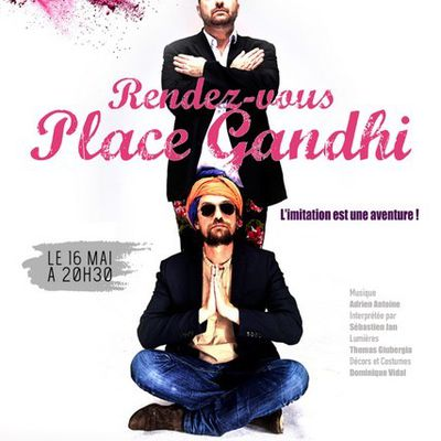 RENDEZ-VOUS PLACE GHANDI avec MUSICAL'IN