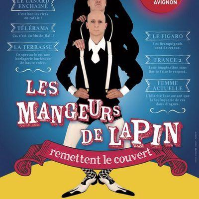LES MANGEURS DE LAPIN REMETTENT LE COUVERT SHOW CASE