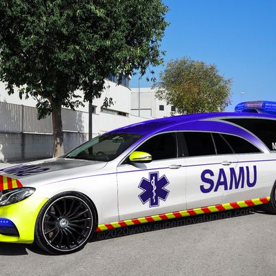 Mercedes-Benz Classe E Ambulance