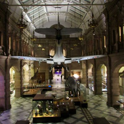 Kelvingrove Art Gallery and Museum à Glasgow