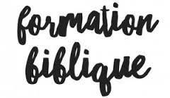 Formation biblique : invitation rencontre 28 janvier 2017