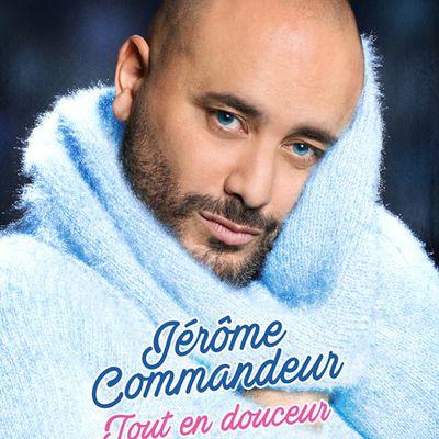 """Dîner-Spectacle avec Jérôme COMMANDEUR et le """"Bouche à Oreilles"""""""