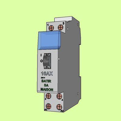 BRANCHEMENT ELECTRIQUE COMMENT FAIRE ? Circuit Eclairage Télérupteur Bipolaire