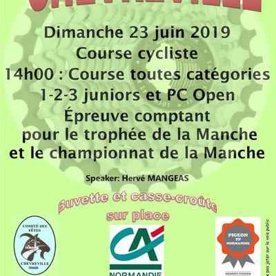 Présentation de l'épreuve cycliste du 23 juin