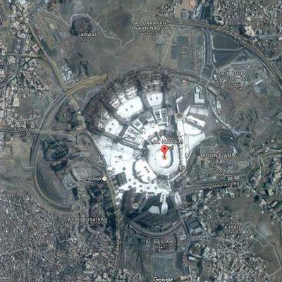 La Mecque en direct (gratuit 24/24)