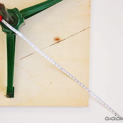 une nappe pour le pere nono
