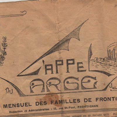 sombre journée : le bombardement de Frontignan