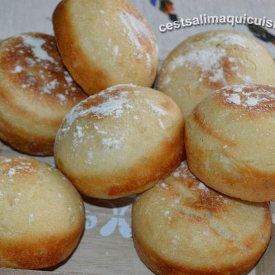 Petits pains cocotte