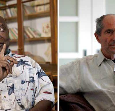 Belle amitié entre deux grands écrivains