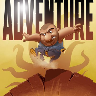 Adventure !