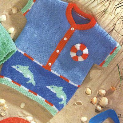 Les fiches tricot reviennent !