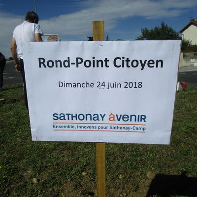 Rond-point citoyen
