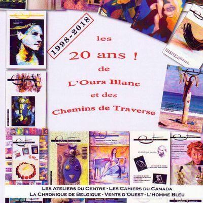 Chemins de Traverse n°52 - juin 2018