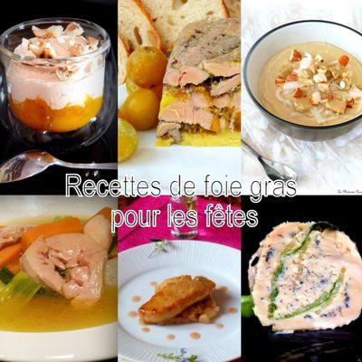 Foie gras pour les fêtes - sélection 2018