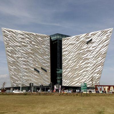 Belfast et le berceau du Titanic