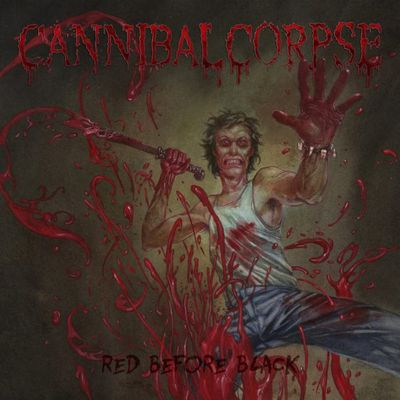 CANNIBAL CORPSE : New song ''Red Before Black''