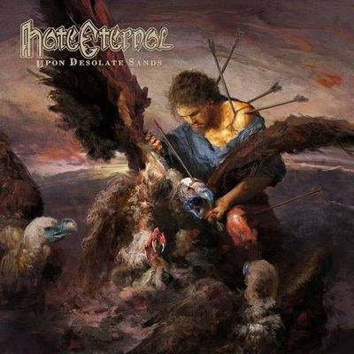HATE ETERNAL : New song '' What Lies Beyond''