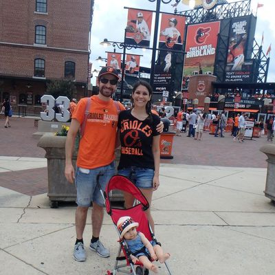 LET'S GO O's!!!