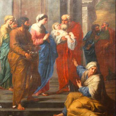 2 Février - Présentation de notre Seigneur au Temple