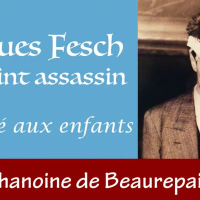 VDS 3 - Jacques Fesch, un saint assassin, raconté aux enfants par le chanoine de Beaurepaire