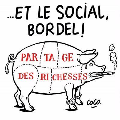 Et le social bordel ? Le dessin de Coco
