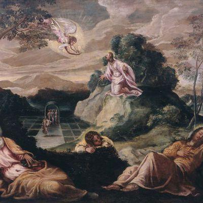 Giovedì Santo : inizio del Sacro Triduo Pasquale