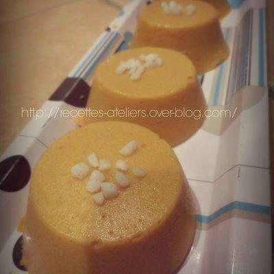 Gâteaux de semoule à l'abricot