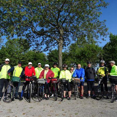 Dans les roues des Cyclos Randonneurs du Quercy