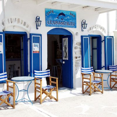 Cyclades - Amorgos - Juillet 2017
