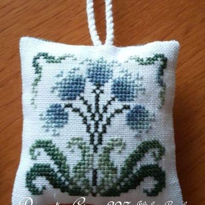 Donata Paglialonga ha optato per un mini-cuscinetto