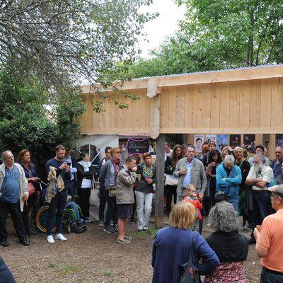 La saison culturelle de Fontenay en scènes s'invite aux Vergers .
